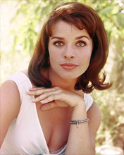 This is an image of 232709 Senta Berger Photograph & Poster