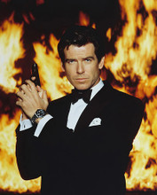 This is an image of 218567 Pierce Brosnan Photograph & Poster