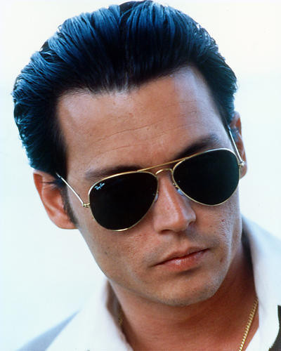 This is an image of 225715 Johnny Depp Photograph & Poster