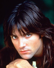 This is an image of 226293 Michael Praed Photograph & Poster
