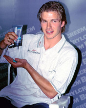 This is an image of 228933 David Beckham Photograph & Poster