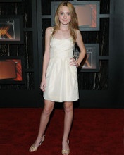 This is an image of 283921 Dakota Fanning Photograph & Poster