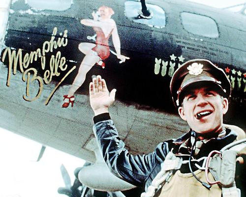 This is an image of 284058 Memphis Belle Photograph & Poster