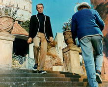 This is an image of 283836 The Prisoner Photograph & Poster