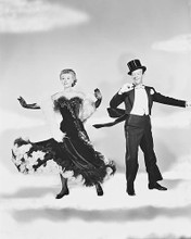 This is an image of 170094 Fred Astaire & Vera Ellen Photograph & Poster