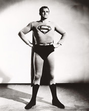 This is an image of 186018 George Reeves Photograph & Poster