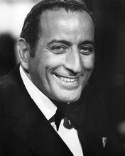 This is an image of 193545 Tony Bennett Photograph & Poster