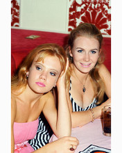 This is an image of 251231 Hayley Mills & Juliet Mills Photograph & Poster
