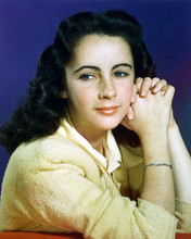 This is an image of 271818 Elizabeth Taylor Photograph & Poster