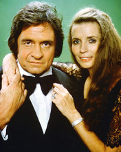 This is an image of 272020 Johnny Cash and June Photograph & Poster