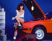 This is an image of 274493 Betsy Russell Photograph & Poster