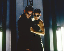 This is an image of 282482 The Matrix Photograph & Poster