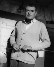 This is an image of Prints & Posters of Jack Hawkins 104608