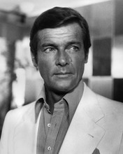 This is an image of Prints & Posters of Roger Moore 104612