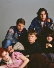 This is an image of Prints & Posters of The Breakfast Club 202602