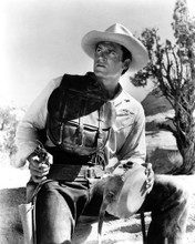 This is an image of Prints & Posters of Clint Walker 104839