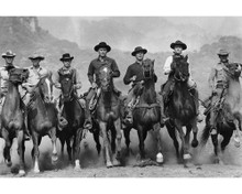 This is an image of Prints & Posters of Magnificent Seven 104803
