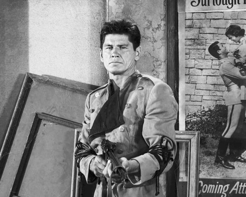 This is an image of Prints & Posters of Charles Bronson 104817