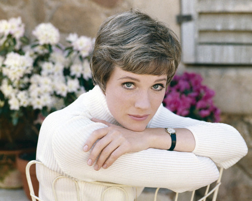 This is an image of Prints & Posters of Julie Andrews 202712