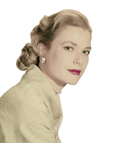 This is an image of Prints & Posters of Grace Kelly 202824