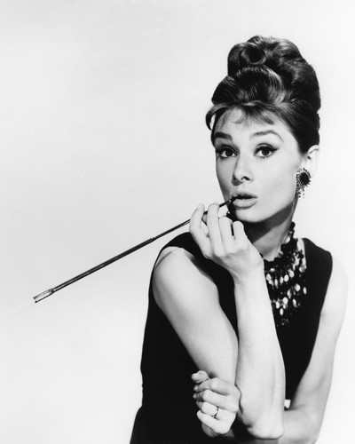 This is an image of Prints & Posters of Audrey Hepburn 105285