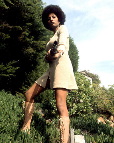 This is an image of Prints & Posters of Pam Grier 202871