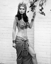 This is an image of Prints & Posters of Valerie Leon 104941