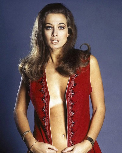This is an image of Prints & Posters of Valerie Leon 202880