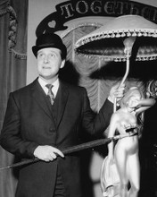 This is an image of Prints & Posters of Patrick Macnee 105824