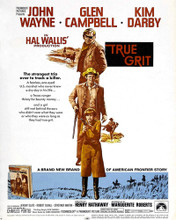 This is an image of Prints & Posters of True Grit 1969 203206