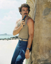This is an image of Prints & Posters of Tom Selleck 203220