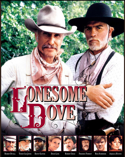 This is an image of Prints & Posters of Lonesome Dove 203157