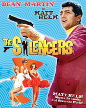 This is an image of Prints & Posters of The Silencers 203161