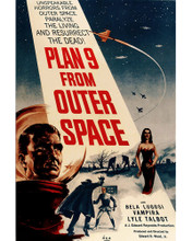 This is an image of Prints & Posters of Plan 9 from Outer Space 203176