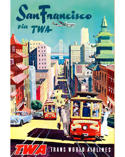 This is an image of Prints & Posters of San Francisco 203187