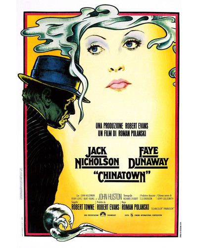 This is an image of Prints & Posters of Chinatown 203189