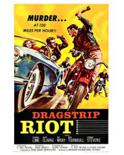 This is an image of Prints & Posters of Dragstrip Riot 203198
