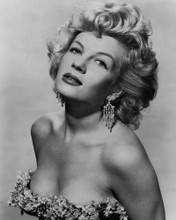 This is an image of Photograph & Poster of Corinne Calvet 102823