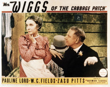 This is an image of Vintage Reproduction Lobby Card of Mrs. Wiggs of the Cabbage Patch 295042