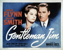 This is an image of Vintage Reproduction Lobby Card of Gentleman Jim 295232
