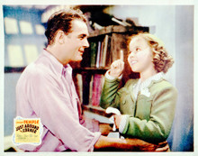 This is an image of Vintage Reproduction Lobby Card of Just Around the Corner 296243