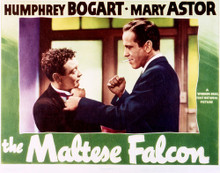 This is an image of Vintage Reproduction Lobby Card of Maltese Falcon 296255