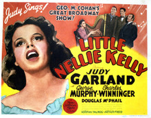 This is an image of Vintage Reproduction Lobby Card of Little Nellie Kelly 296355