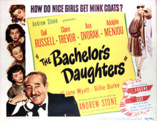 This is an image of Vintage Reproduction Lobby Card of The Bachelor's Daughters 296380