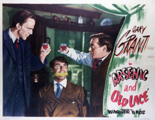 This is an image of Vintage Reproduction Lobby Card of Arsenic and Old Lace 296465