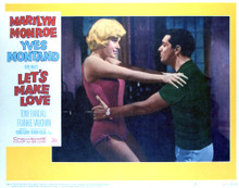 This is an image of Vintage Reproduction Lobby Card of Let's Make Love 296927