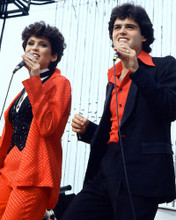 This is an image of Photograph & Poster of The Osmonds 274446