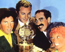 This is an image of Photograph & Poster of The Marx Brothers 227472
