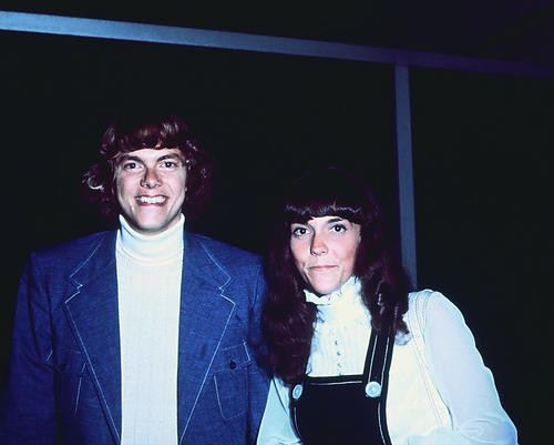This is an image of Photograph & Poster of The Carpenters 274324