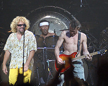 This is an image of Photograph & Poster of Van Halen 277676
